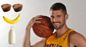 Kevin Love Diet